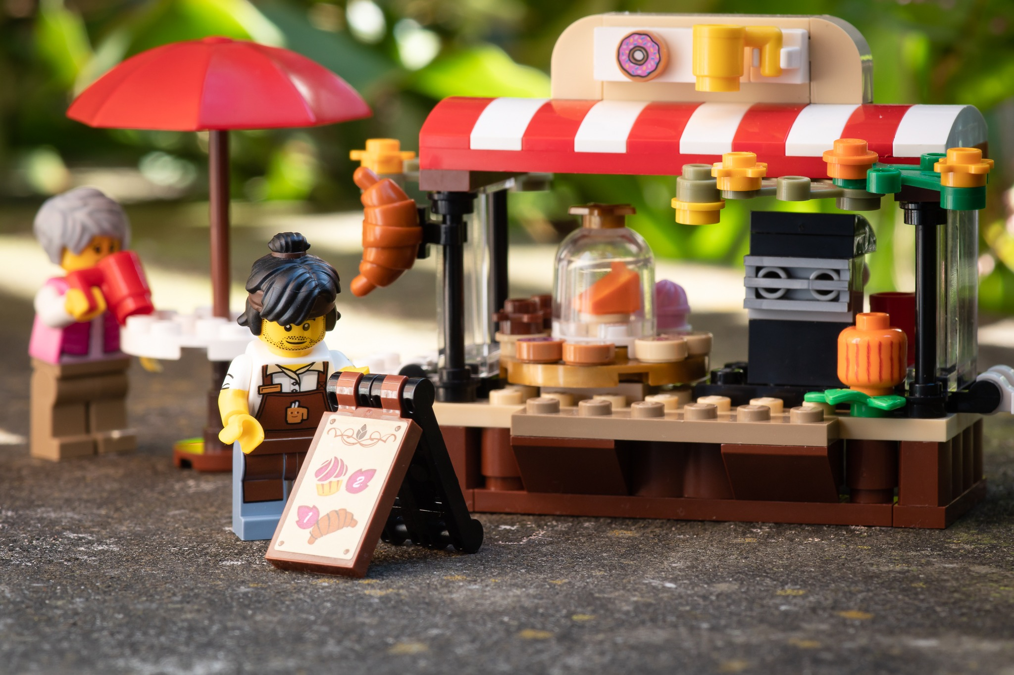 Target US Exclusive Bean There Donut That 40358 LEGO Exclusive -